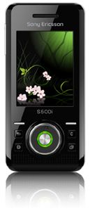 Sony-Ericsson-S500i-Mysterious-Green