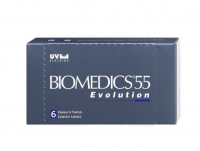 Biomedics-55-Evolution-UV-(Pluslinsen)-Probelinse