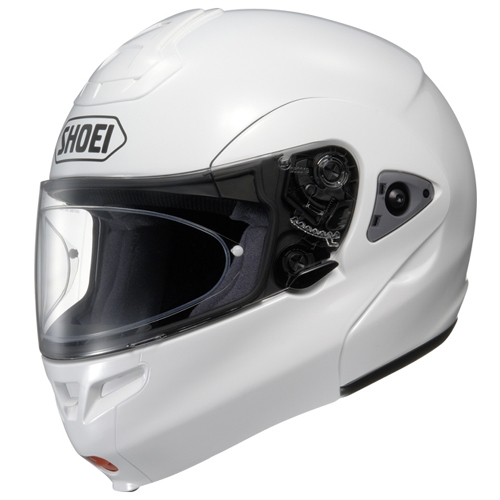 Shoei-Multitec-Klapphelm-weiss