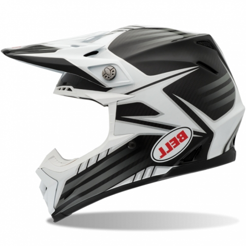 Bell-Moto-9-Carbon-Crosshelm-Pinned-white