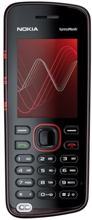 Nokia-5220-XpressMusic-red