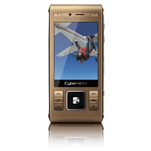 Sony-Ericsson-C905-Copper-Gold